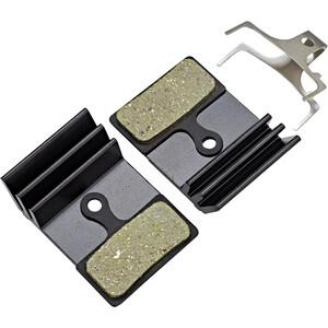 Cooling Fins Disc Brake Pads Organic Shimano XTR/BR-M985