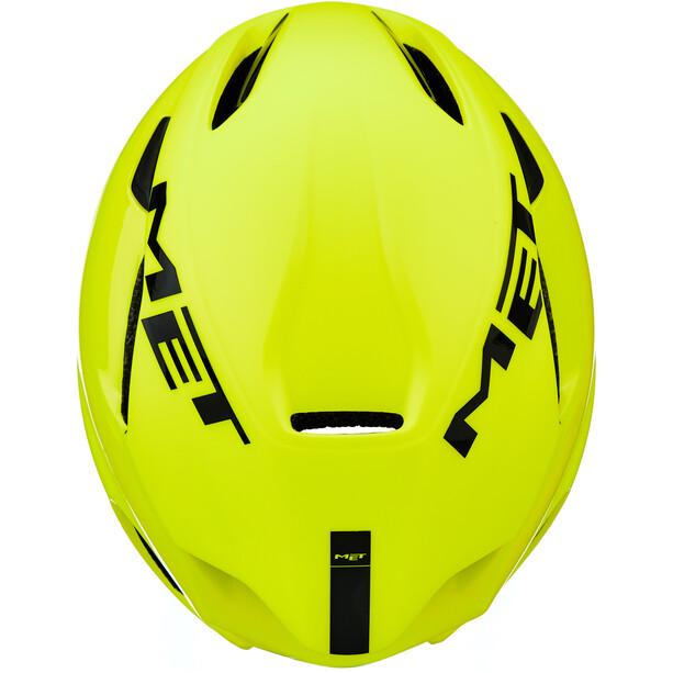 MET Manta ヘルメット セーフティーイエロー
