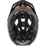 MET Funandgo Helmet black/red
