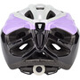 MET Funandgo Helmet purple/black/white metallic