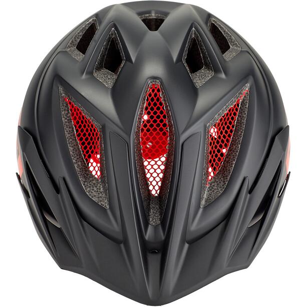 MET Crackerjack Helm Kinder black/red