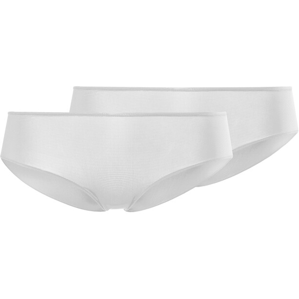 Odlo The Invisibles Panty 2-Pack Women white