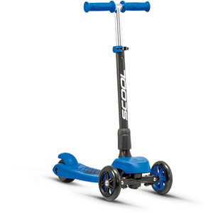 s'cool flaX mini Kinder blau blau