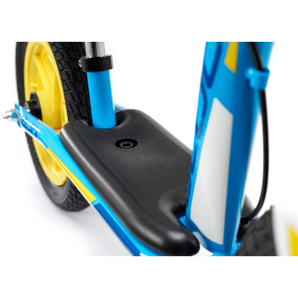 s'cool pedeX easy 12 Enfant, blue/yellow