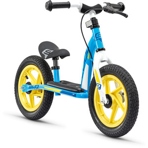 s'cool pedeX easy 12 Enfant, blue/yellow blue/yellow
