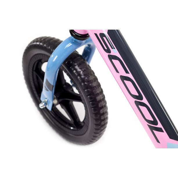 s'cool pedeX race Enfant, pink/black