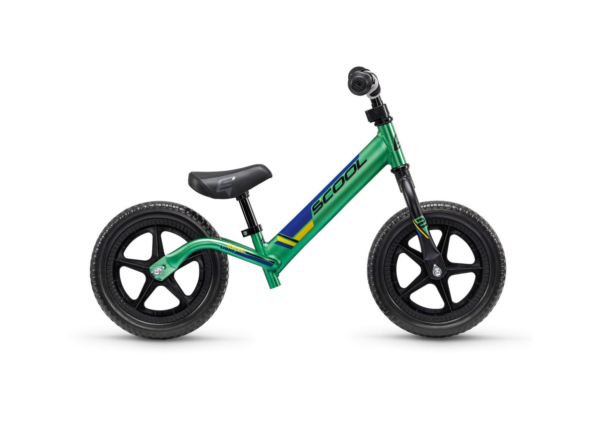 "Bici senza Pedali S'COOL PEDEX RACE LIGHT 12"" Verde 2021 ..."
