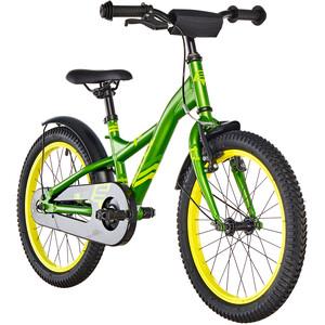s'cool XXlite 18 steel Kinder green/yellow green/yellow