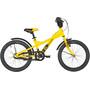 s'cool XXlite 18 3-S alloy Kinder yellow/black matt