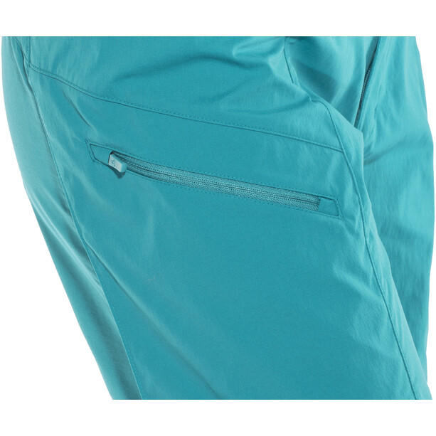 Odlo Morzine Shorts Damen crystal teal