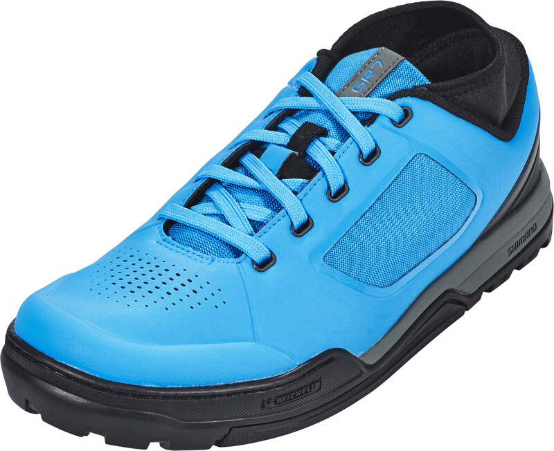 SH-GR7 Fahrradschuhe Unisex Blue EU 40 2019 Flat Pedal Schuhe
