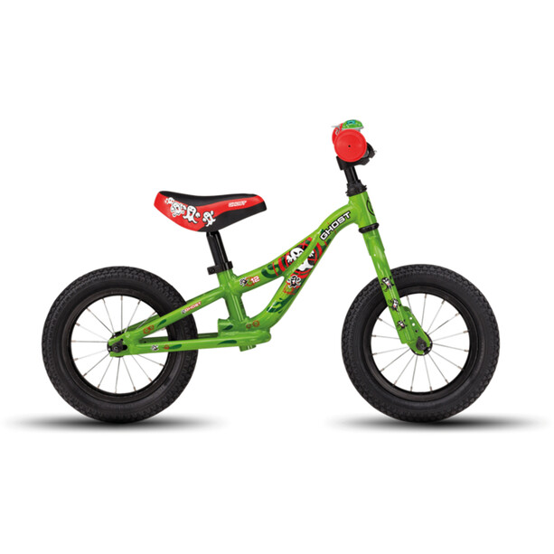Ghost Powerkiddy AL 12 Kinder riot green/riot red/star white