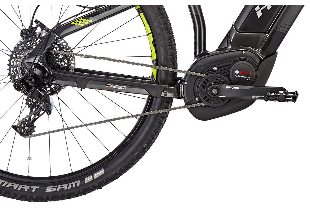haibike sduro hardnine 4 0 anthrazit schwarz lime online kaufen bei bikester. Black Bedroom Furniture Sets. Home Design Ideas