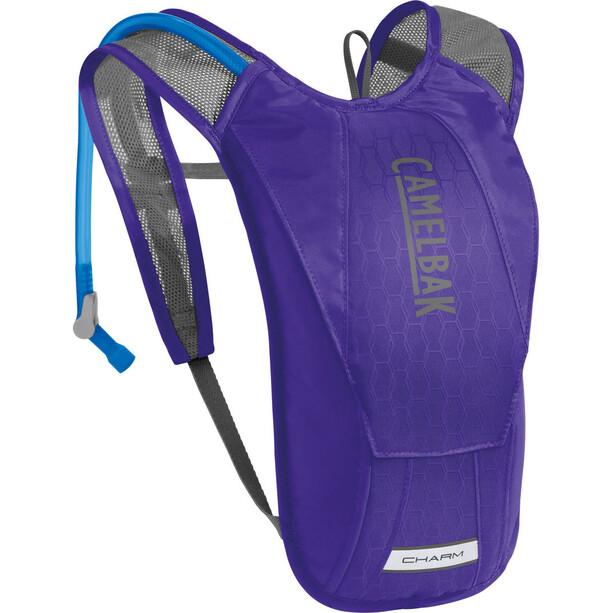 CamelBak Charm Trinkrucksack 1,5l Damen deep purple/graphite