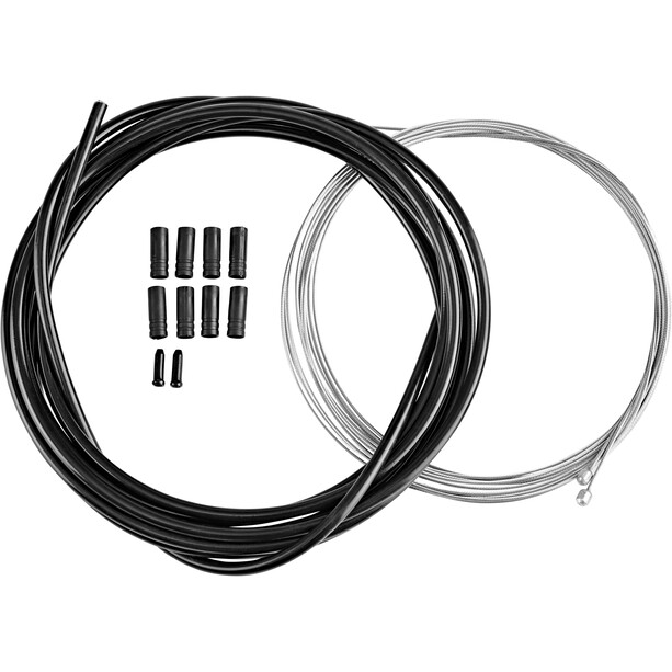 Red Cycling Products Universal shift cable, stainless komplet sæt