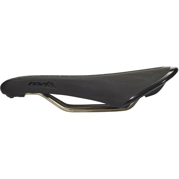 Red Cycling Products Race Saddle Zone Cut schwarz