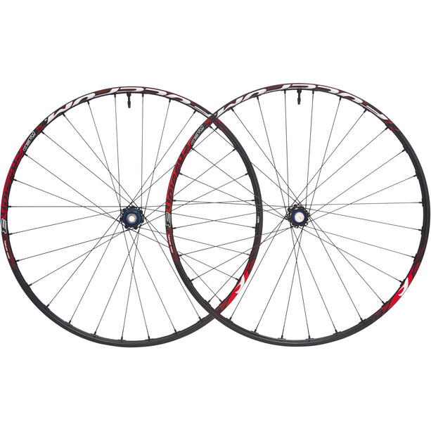 "Fulcrum Red Passion 3 Wheelset MTB 27.5"" Boost 6-Hole black"
