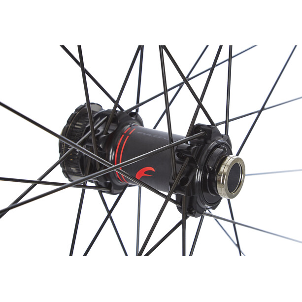 """Fulcrum Red Zone 5 Wheelset MTB 29"""" TL Ready Shimano CL black/red"""
