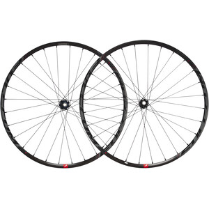 """Fulcrum Red Zone 5 Wheelset MTB 29"""" TL Ready Shimano CL Boost black/red black/red"""
