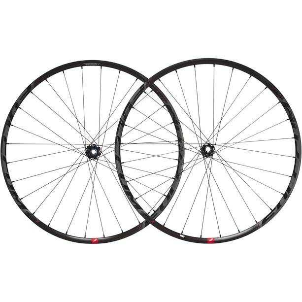 "Fulcrum Red Zone 5 Wheelset MTB 29"" TL Ready Shimano CL Boost black/red"