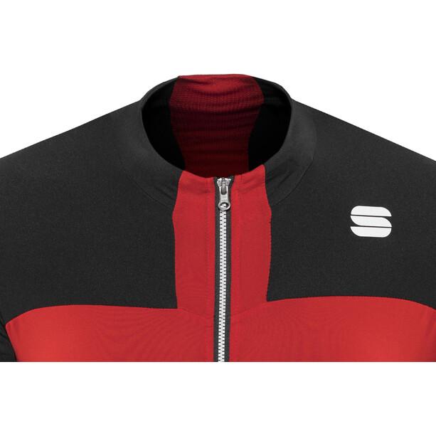 Sportful Strike Trikot Herren red/black