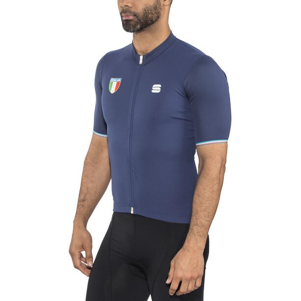 Sportful Italia CL Trikot Herren twilight blue