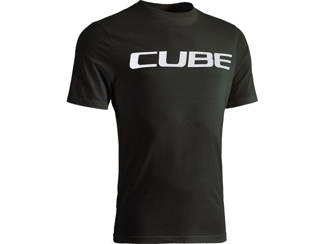 cube logo t shirt herren black 39 n 39 white online kaufen. Black Bedroom Furniture Sets. Home Design Ideas