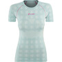 Cube Race Be Cool Funktionsunterhemd kurzarm Damen grey'n'pink