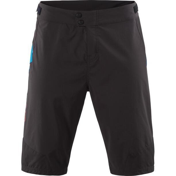 Cube Teamline Shorts Herren schwarz/blau