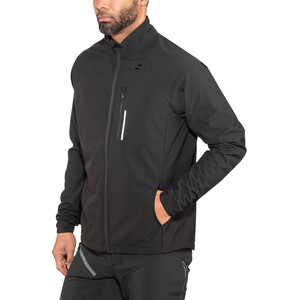 SQUARE Active Multifunktionsjakke Herrer, black black