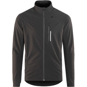 SQUARE Active Multifunktionsjacke Herren black black