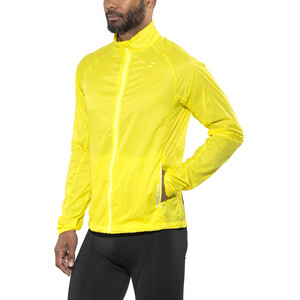 SQUARE Performance Windjacke Herren flash yellow flash yellow
