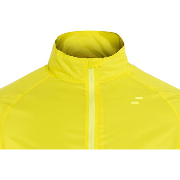 SQUARE Performance Windjacke Herren flash yellow