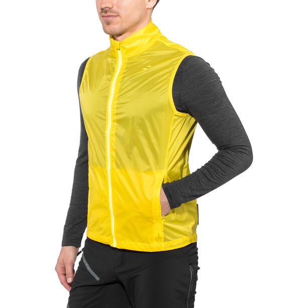 SQUARE Performance Windweste Herren flash yellow