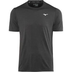 Mizuno Impulse Core T-Shirt Herren schwarz schwarz