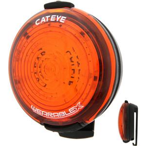 CatEye Wearables-X SL-WA100 Sicherheitsbeleuchtung red red