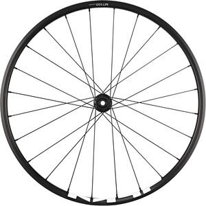 """Shimano WH-MT500 MTB Hinterrad 27,5"""" Disc CL Clincher E-Thru 142mm schwarz schwarz"""