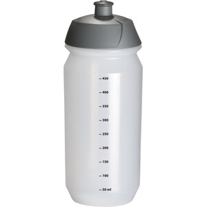 Tacx Shiva Drinking Bottle 500ml transparent transparent