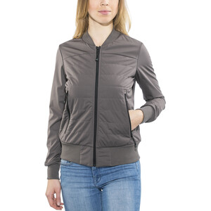 super.natural Waterfront Bomber Naiset, grey brown grey brown