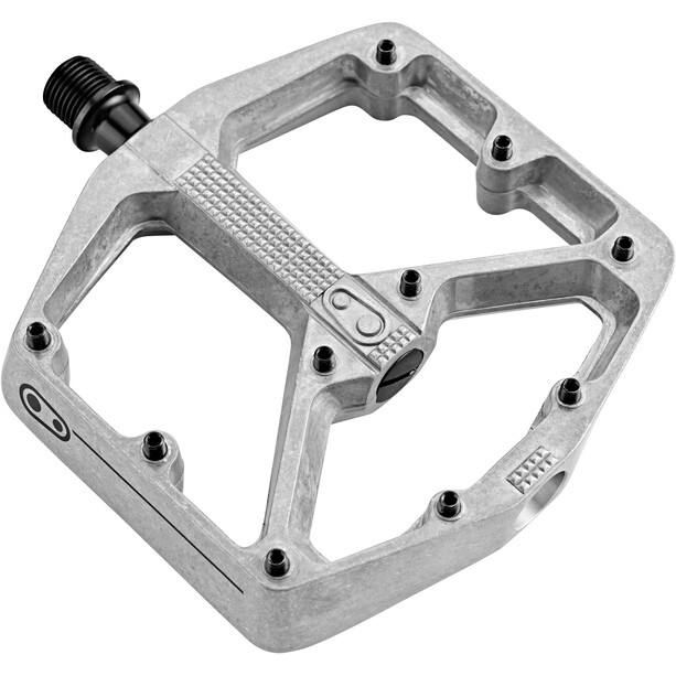 Crankbrothers Stamp 2 Pedale raw