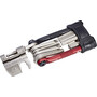 Crankbrothers Multi-17 Multi Tool schwarz/rot