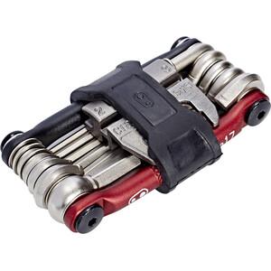 Crankbrothers Multi-17 Multi Tool schwarz/rot schwarz/rot