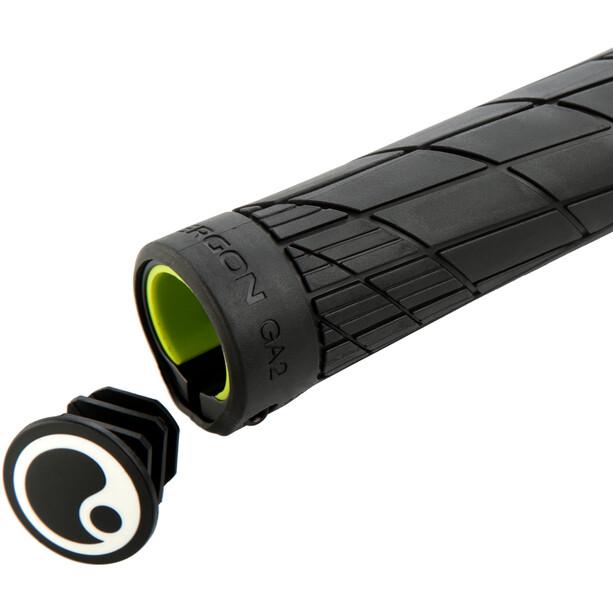 Ergon GA2 Single Twist Shift Grips black