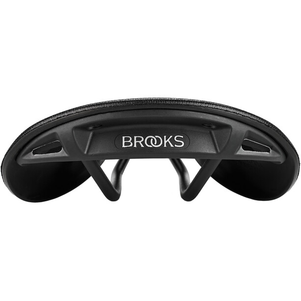 Brooks Cambium C17 Carved All Weather Sattel schwarz