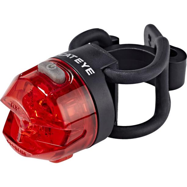 CatEye Loop2G SL-LD140GRC Rücklichter schwarz/rot