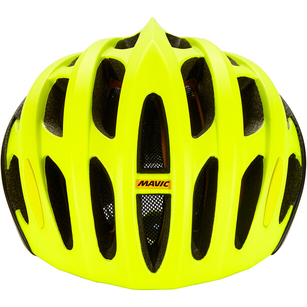 Mavic Ksyrium Pro MIPS Helm Herren safety yellow/black