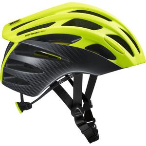 Mavic Ksyrium Pro MIPS Helm Herren safety yellow/black safety yellow/black