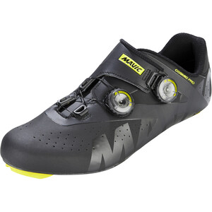 Mavic Cosmic Pro Schuhe black/yellow mavic/black black/yellow mavic/black