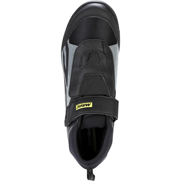 Mavic Deemax Elite Shoes Herr black/smoked pearl/black