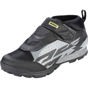 Mavic Deemax Elite Shoes Herr black/smoked pearl/black black/smoked pearl/black